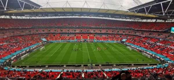 Wembley Stadium, section: 527, row: 35, seat: 11