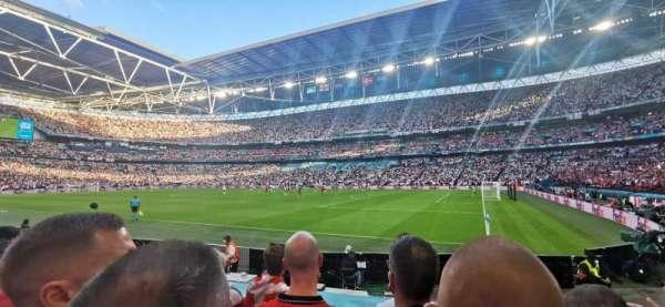 Wembley Stadium, section: 140, row: 9, seat: 206