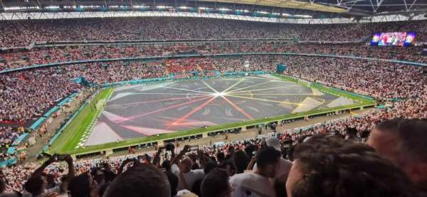 Wembley Stadium, section: 529, row: 8, seat: 69