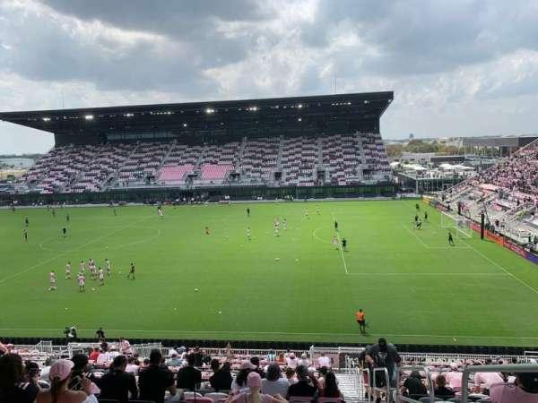 DRV PNK Stadium, section: 114, row: 29, seat: 1