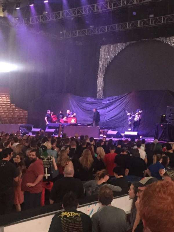 Bon Secours Wellness Arena, section: 103, row: A, seat: 20