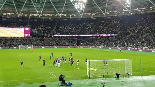 London Road Stadium, section: 119, row: 23, seat: 64