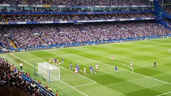 Stamford Bridge, section: Shed Upper, row: 16, seat: 50