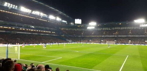 Stamford Bridge, section: Shed End Lower 2, row: 12, seat: 66