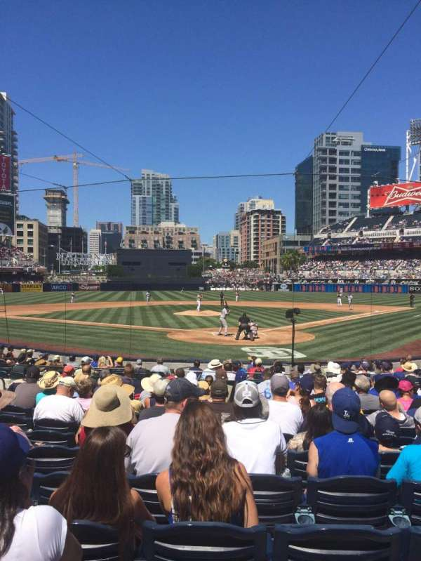 PETCO Park, section: 102, row: 19, seat: 11