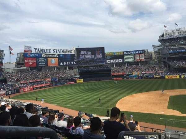 Yankee Stadium, section: 224, row: 8, seat: 20