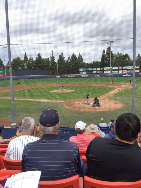 Goodwin Field, section: K, row: L, seat: 8