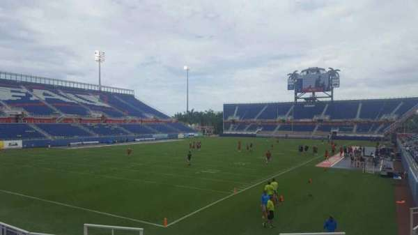 FAU Stadium, section: 114, row: L, seat: 5
