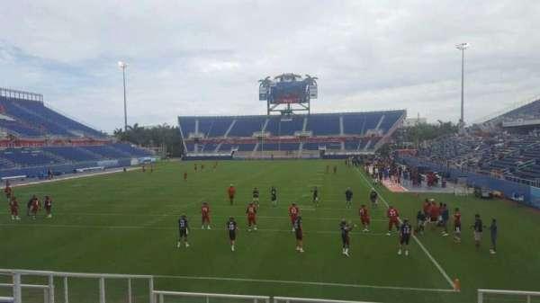 FAU Stadium, section: 116, row: M, seat: 5