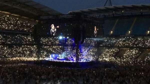 Etihad Stadium (Manchester), section: 234, row: C, seat: 933