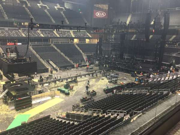 State Farm Arena Section V15 Row Vip Seat 10 Home Of