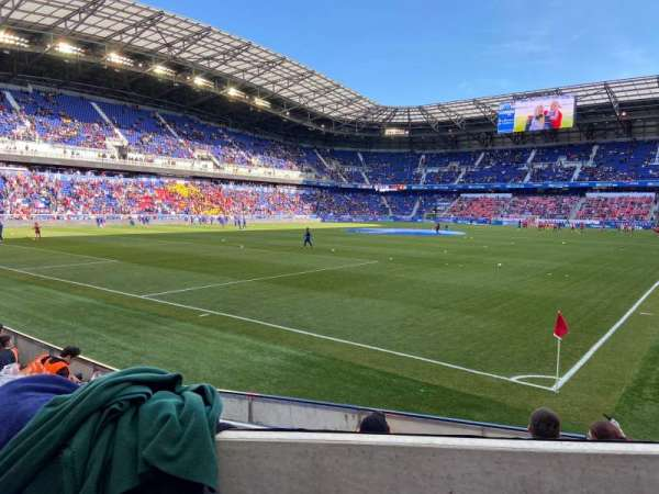 Red Bull Arena (New Jersey), section: 115, row: 5, seat: 6