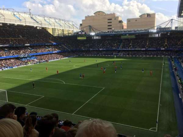 Stamford Bridge, section: U09, row: G, seat: 317