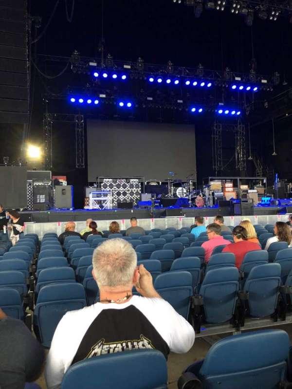 PNC Music Pavilion, section: 2, row: L, seat: 31-32