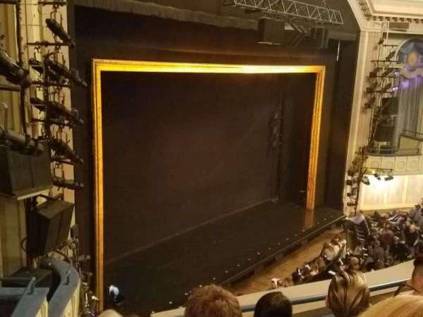 Ambassador Theatre, section: Front Mezzanine L, row: D, seat: 17