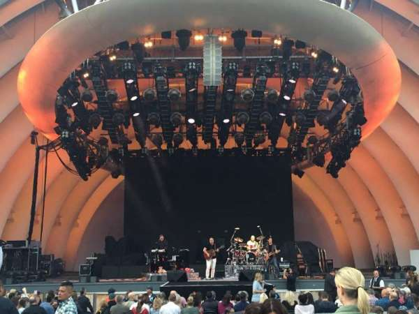 Hollywood Bowl, section: Gardn4, row: 443, seat: 3