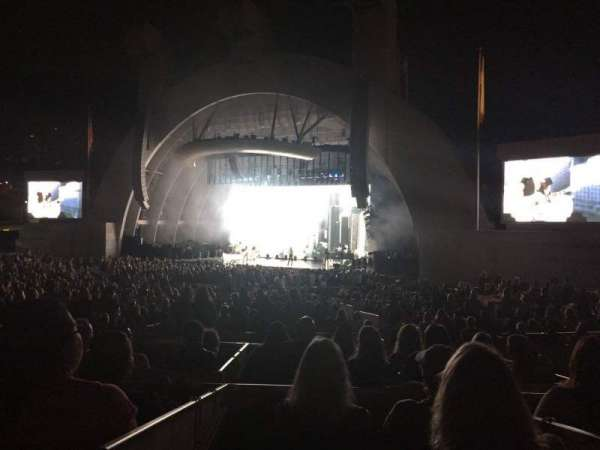 Hollywood Bowl, section: Terrace 2