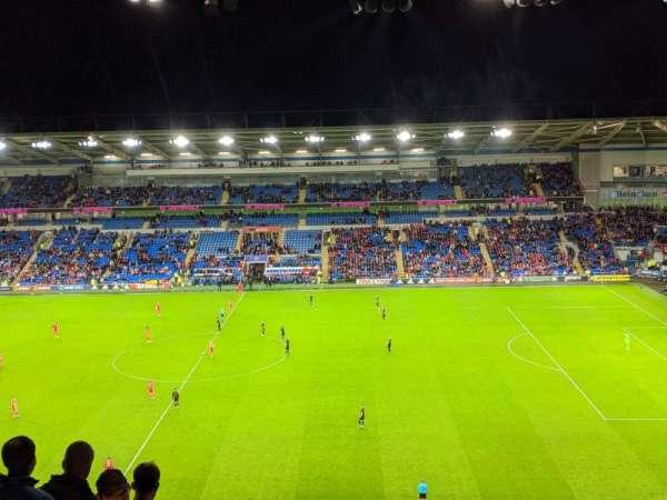 Cardiff City Stadium, section: 513, row: N, seat: 72