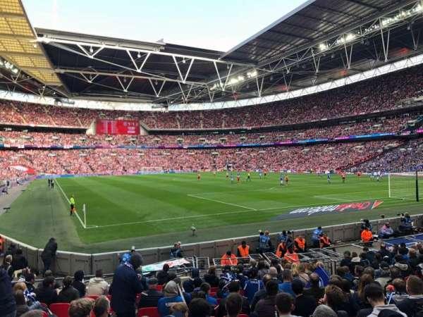 Wembley Stadium, section: 137, row: 15, seat: 90