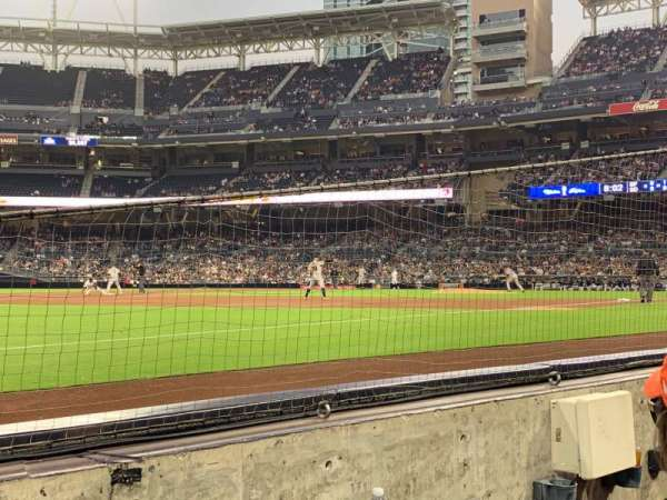 PETCO Park, section: 116, row: 2, seat: 2