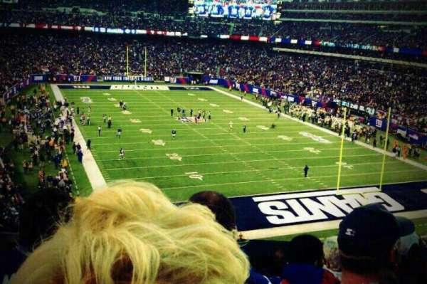 MetLife Stadium, section: 204, row: 6, seat: 19