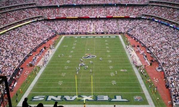 NRG Stadium, section: 723