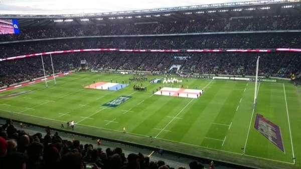 Twickenham Stadium, section: M4, row: 51, seat: 103