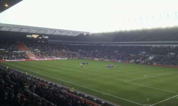 Stadium Of Light, section: north east corner