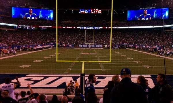 MetLife Stadium, section: 126, row: 13, seat: 10