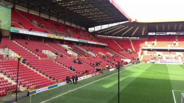The Valley, section: SSE, row: N, seat: 115