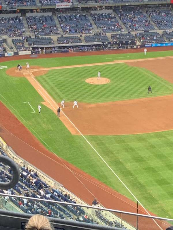 Yankee Stadium, section: 409, row: 8, seat: 13