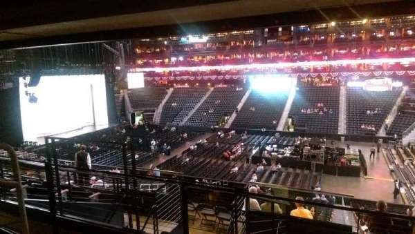 State Farm Arena, section: T20, row: G, seat: 21