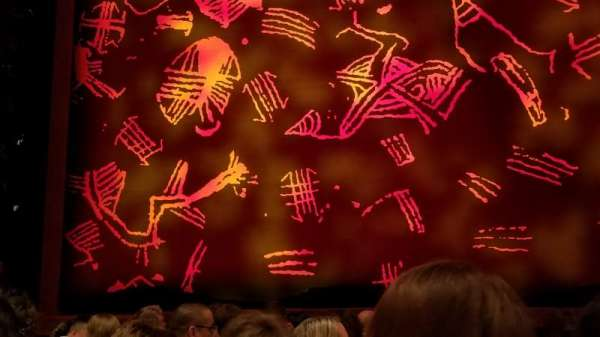 Princess of Wales Theatre , section: Orchestra, row: HH, seat: 23