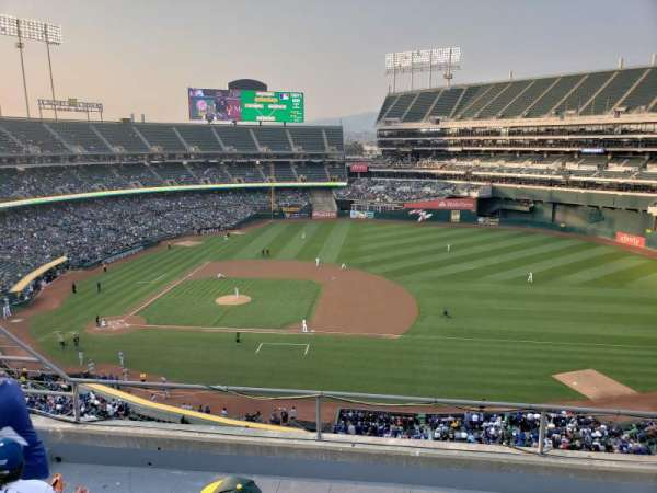 Oakland Alameda Coliseum, section: 311, row: 5, seat: 8