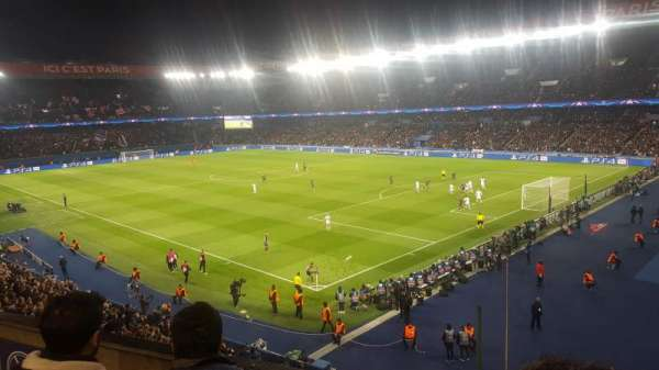 Parc des Princes, section: 324, row: 3, seat: 68