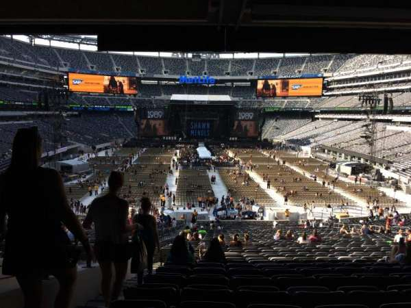 MetLife Stadium, section: 126, row: 46, seat: 31