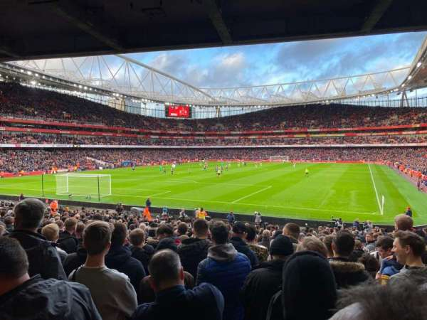 Emirates Stadium, section: 22