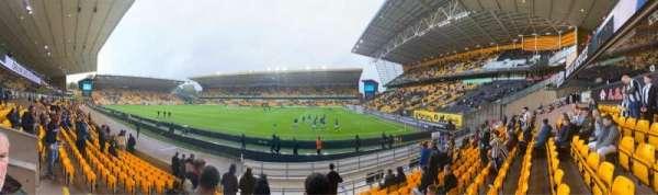 Molineux Stadium, section: JL3, row: K, seat: 66