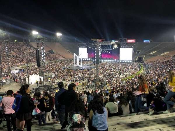 Rose Bowl, section: 14-L, row: 69, seat: 24