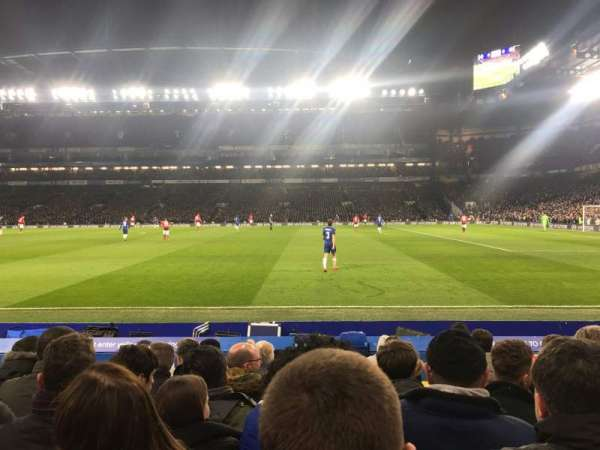 Stamford Bridge, section: East Lower 6, row: L, seat: 152