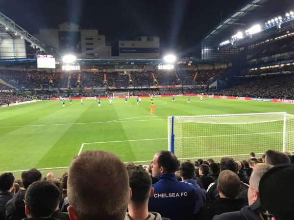 Stamford Bridge, section: MATTHEW HARDING LOWER, row: P, seat: 97