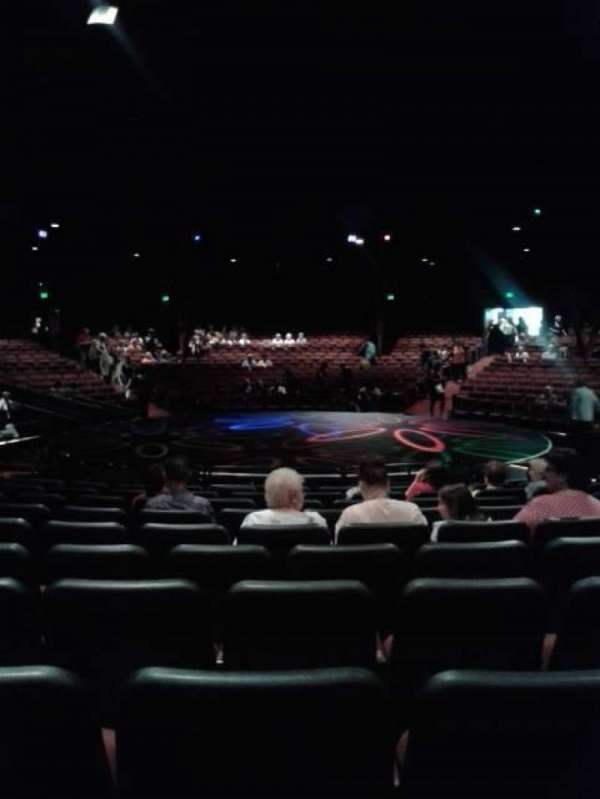 North Shore Music Theatre, section: B, row: L, seat: 17