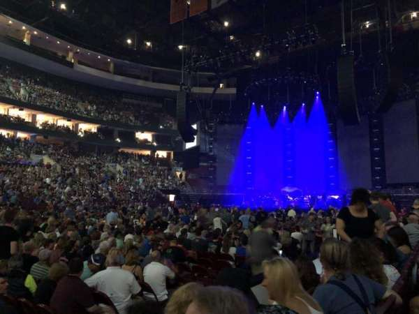 Wells Fargo Center, section: 113, row: 3, seat: 7