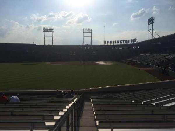 Huntington Park, section: 27, row: 17, seat: 14