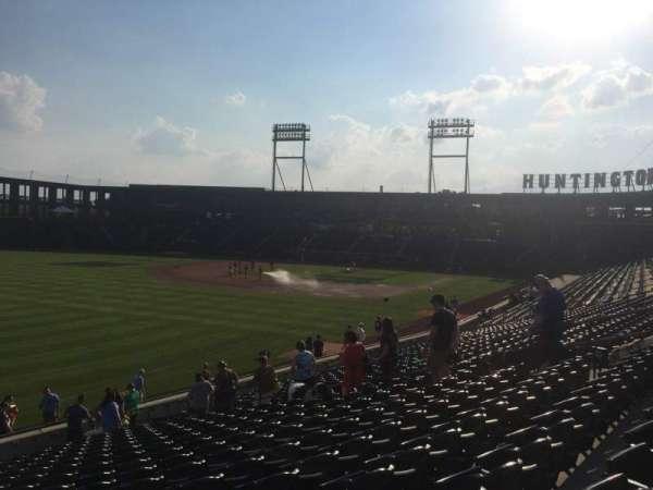 Huntington Park, section: 24, row: T, seat: 17