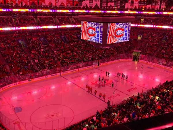 Centre Bell, section: 305, row: AA, seat: 8