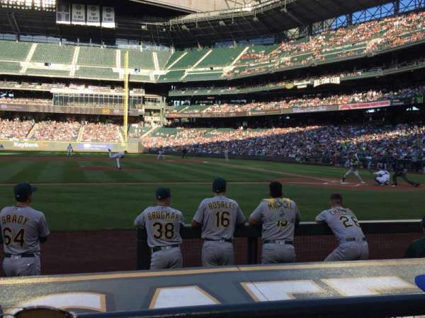 T-Mobile Park, section: 137, row: 6, seat: 9