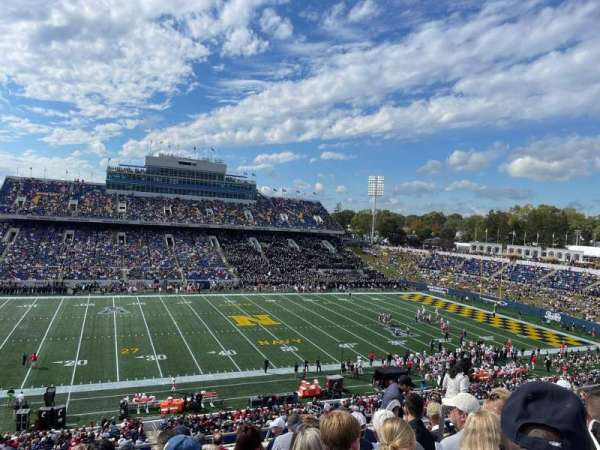 Navy-Marine Corps Memorial Stadium, section: 130, row: 13, seat: 5