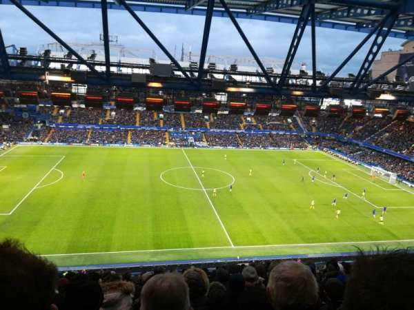 Stamford Bridge, section: 6, row: 16, seat: 139