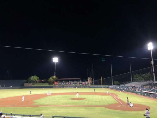 Scottsdale Stadium, section: 309, row: 2, seat: 22